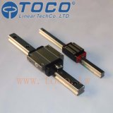 Linear Rail Guides in Vertical Linear Sliding Egh15