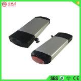 Tipo posteriore batteria della cremagliera di tasso alto della E-Bici