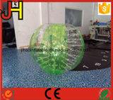 Sfera di calcio della bolla, sfera Bumper gonfiabile di Zorb per i capretti