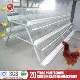 Venta de la jaula del pollo de la capa de la batería para la granja avícola