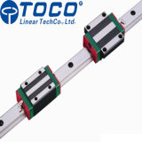 Pezzi meccanici del tornio con la guida lineare di Toco 9mm*300mm