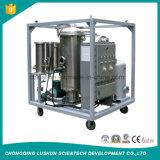Machine antidétonante de purification de pétrole