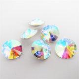 Ab piedra de cristal de colores vía satélite (3019)