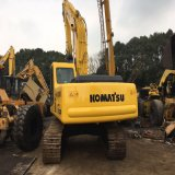 Verwendeter Exkavator Aufbau-Maschinerie-Geräten-ursprünglicher Motor-KOMATSU-PC200-6