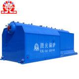 4 t-/hdoppelte Trommel-industrielle Lebendmasse-industrieller Dampfkessel