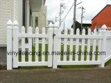 Высокое качество пластика саду через забор, сад Ограждения панели