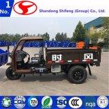 Shifengの村のゴルフシリーズ三輪車は500kg -3tons 3の荷車引きのダンプのためにまたはまたは交通機関かロード開くか、または運ぶ