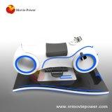 Centro de juego simulador de Vr Moto paseos simulación simulador de coche de carreras de VR
