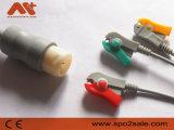 Philips One-Piece compatible con el cable de ECG con Clip.
