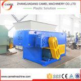 Machine van Shreddering van de Schacht van het afval de Plastic Enige