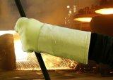 500 درجة حرارة - قطعة مقاومة مضادّة عال [تمبرتثر] عمل قفازات