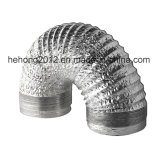 "El aluminio Non-Insulated conducto flexible"" (2~20"")."