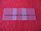 Baibo 높은 투과율 코팅 석영 격판덮개 또는 석영 기질 렌즈 Jgs1/2/3 광학적인 조각 주문화