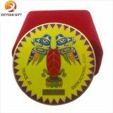 Monete di oro indiane superiori per i regali di promozione