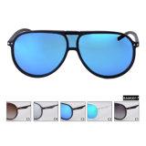 Óculos de sol conservados em estoque prontos masculinos da forma com lente polarizada (BAM0017)