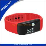 Силиконовый Band Smart браслет с ЧСС