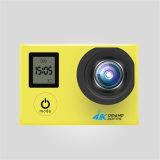 4K WiFi 2.0 LCD 170D Camera van de Actie HD van de Lens de Ultra