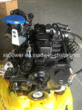 Moteur diesel Cummins Dcec 4btaa3.9-C125 pour la construction de l'industrie projet Engneering