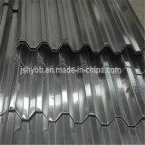 Strato ondulato non verniciato caldo del tetto dello zinco 2018 per costruzione