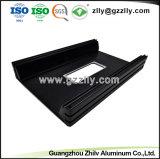 ISO personalizada de fábrica chinesa de extrusão de alumínio fundido de automóveis de Áudio