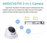 720p破壊者の証拠のAhd HD CCTVのドームの保安用カメラ
