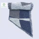 ヨーロッパの冬カラー固まりによって印刷される方法女性のスカーフの余暇のショール