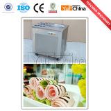 Heet Ce van de Verkoop keurde de Professionele Gebraden Machine van de Broodjes van het Roomijs goed