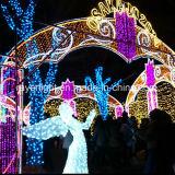 Holiday Princess LED de luz da decoração decorações Parque Temático Castelo