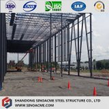Prefabricated 건물을%s 증명서를 준 강철 구조물 또는 닫집을%s 가진 창고