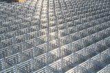Rebarによって溶接される金網のパネル