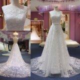 Uma linha de praia Lace Bridesmaid Wedding Suite Robes vestidos