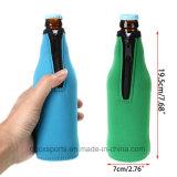 Nuevo bolso impermeable aislado del refrigerador de la botella de la manera neopreno