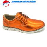 Высокое качество мужчин повседневная обувь со свежим цветом верхней