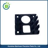 Kundenspezifische Präzision Bck0183 CNC-maschinell bearbeitende Aluminiumfall-Unterseite mit chemischem Umwandlungsüberzug