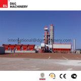 Planta de mistura modelo do asfalto Dg3000 240t/H para a venda/planta do asfalto para a construção de estradas