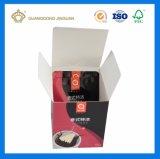 커피 제품을%s 주문을 받아서 만들어진 Cmyk에 의하여 인쇄되는 접히는 마분지 서류상 포장 전시 상자
