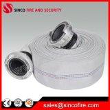Résistance de 2 pouces de tuyau d'incendie de toile de coton de PVC