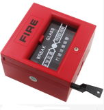 Interruttore di uscita di vetro Emergency della versione del portello della rottura per il segnalatore d'incendio di incendio