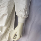 微小孔のある防水つなぎ服、Sfのつなぎ服