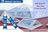 glace 300ml glaçant la puate d'étanchéité structurale de silicones pour la construction