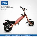 12 pouces 48V 250W pliant le vélo électrique (THHL-40RD) avec du ce