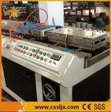 Le bois composite en plastique (WPC) Double-Layer Making Machine / Extrusion de profil de la machine / Ligne de Production