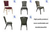 金属のレストランの椅子をスタックする販売