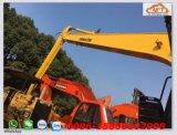 Verwendeter Gleisketten-Exkavator mit langer Hochkonjunktur KOMATSU PC200-6 für Verkauf