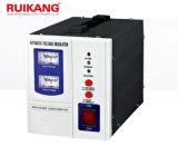 가구 1kw 220V AC 전자 자동적인 전압 안정제