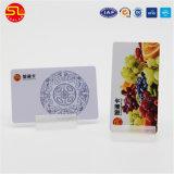 ISO/ Aprovado pela CE PVC para a promoção de Smart Card