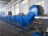 500 кг/ч хлопья ПЭТ мойки машины по утилизации
