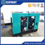 Gerador diesel Kubota 8KW 10kVA Gerador eléctrico de gasóleo e 220/415V