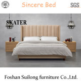 Американском стиле мебелью с одной спальней ткань кровать SK22