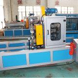 Extrusora de pequeno diâmetro da tubulação do PVC do plástico UPVC que faz a máquina